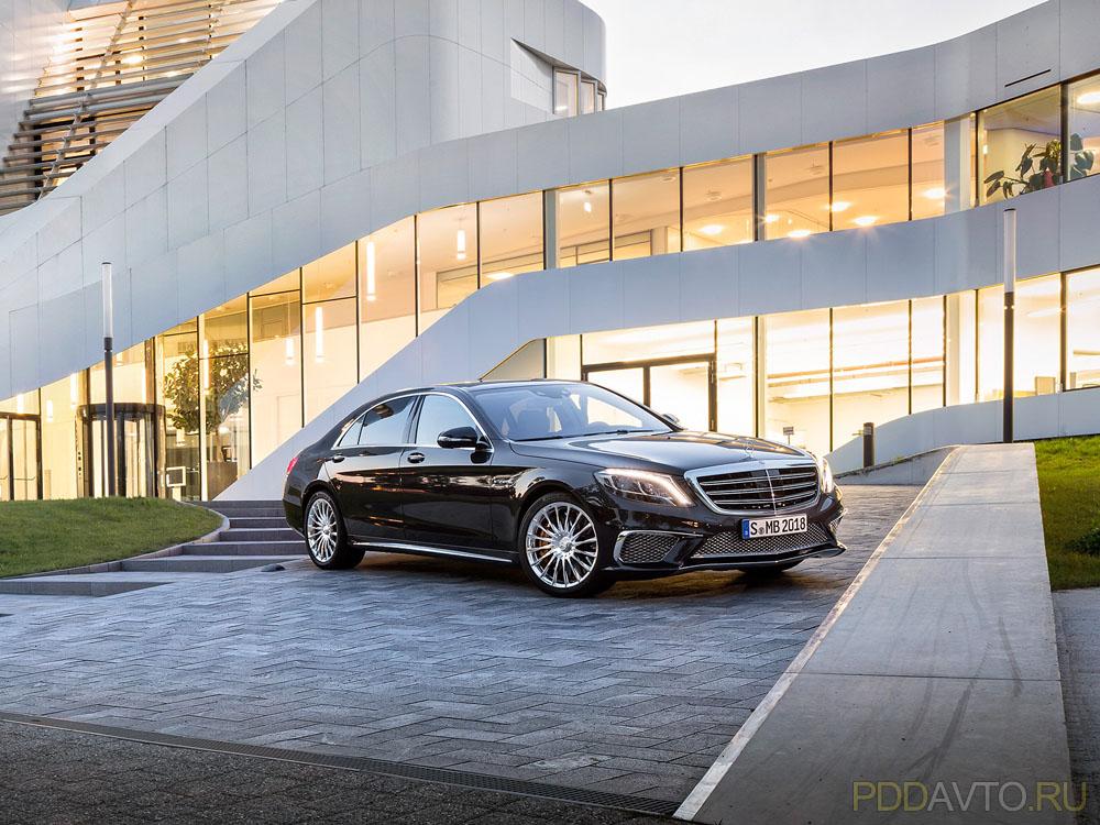Mercedes S-класса, S 65 AMG