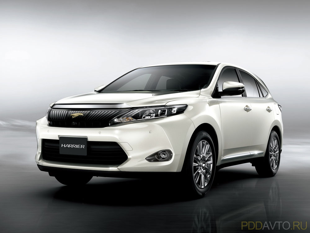 Toyota, Harrier