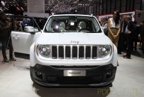 Jeep Renegade, новинки 2015