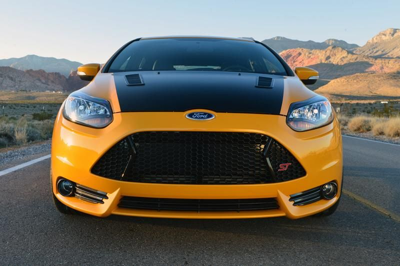 Тюнинг, Ford Focus ST, Shelby American